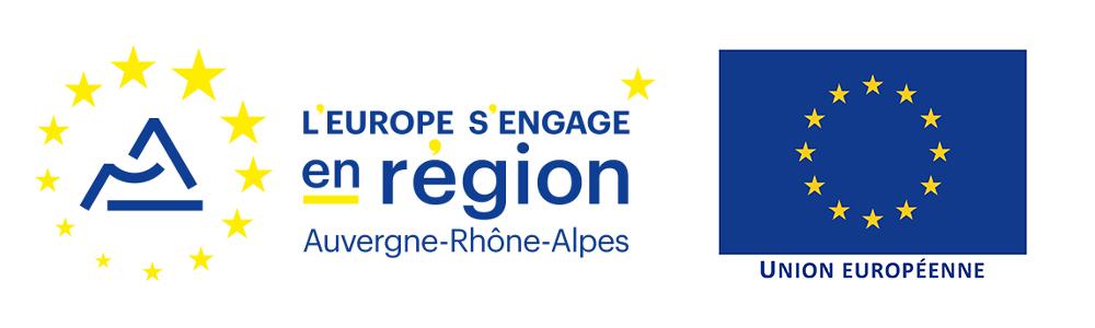 Logo L'Europe s'engage en région
